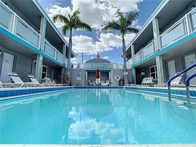 603 Mandalay Avenue #211, Clearwater, FL 33767 (MLS #T3294547) :: Coldwell Banker Vanguard Realty