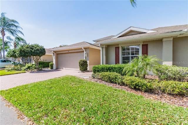 1116 Corinth Greens Drive #27, Sun City Center, FL 33573 (MLS #T3294695) :: Team Bohannon Keller Williams, Tampa Properties