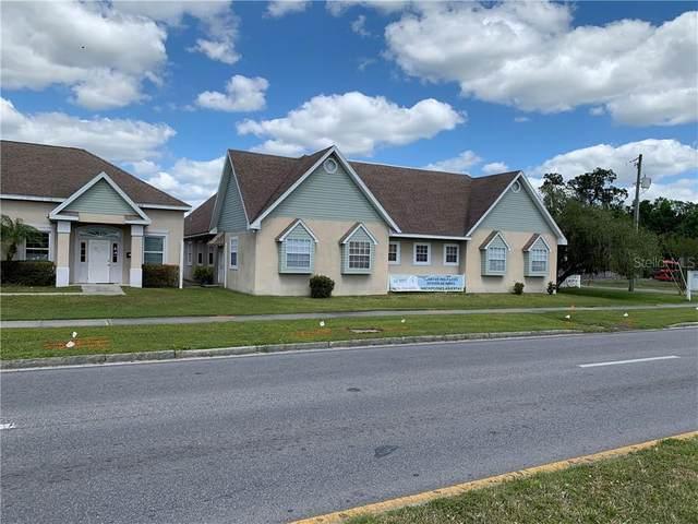 504 E Baker Street, Plant City, FL 33563 (MLS #T3294724) :: Gate Arty & the Group - Keller Williams Realty Smart