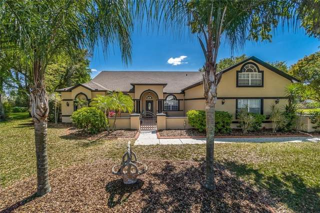 1318 Fishing Lake Drive, Odessa, FL 33556 (MLS #T3294729) :: Premier Home Experts