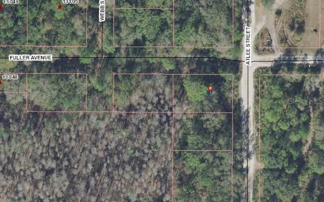 0 Atlee Street, New Port Richey, FL 34654 (MLS #T3295815) :: The Lersch Group