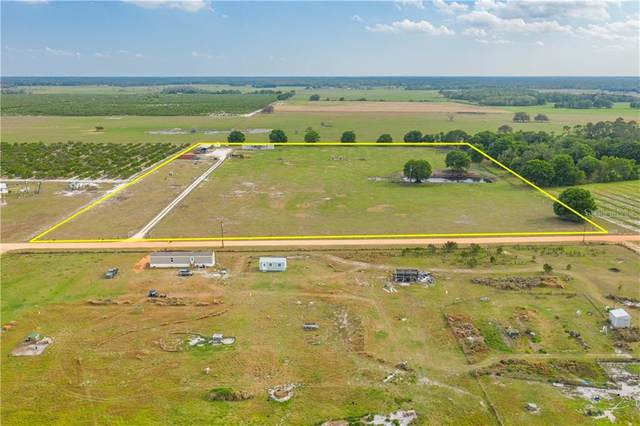 8939 Rhoden Loop Road S, Fort Meade, FL 33841 (MLS #T3296705) :: Dalton Wade Real Estate Group