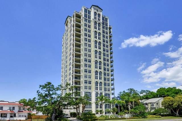 3203 Bayshore Boulevard #902, Tampa, FL 33629 (MLS #T3297000) :: The Duncan Duo Team