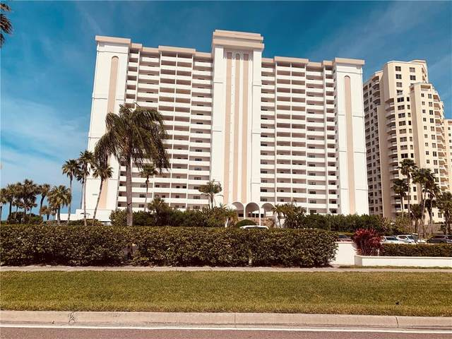 1230 Gulf Boulevard #608, Clearwater, FL 33767 (MLS #T3297012) :: Zarghami Group