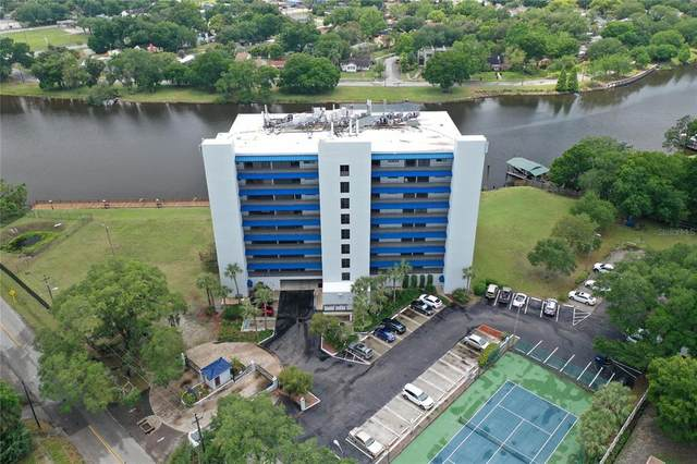 2780 N Riverside Drive #105, Tampa, FL 33602 (MLS #T3297048) :: The Lersch Group