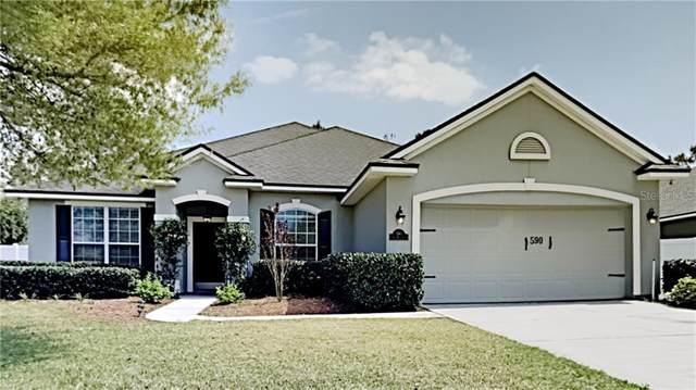 590 Porta Rosa Circle, Saint Augustine, FL 32092 (MLS #T3297434) :: Dalton Wade Real Estate Group