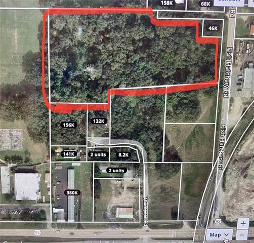 Fish Hatchery Road, Lakeland, FL 33801 (MLS #T3297727) :: Gate Arty & the Group - Keller Williams Realty Smart