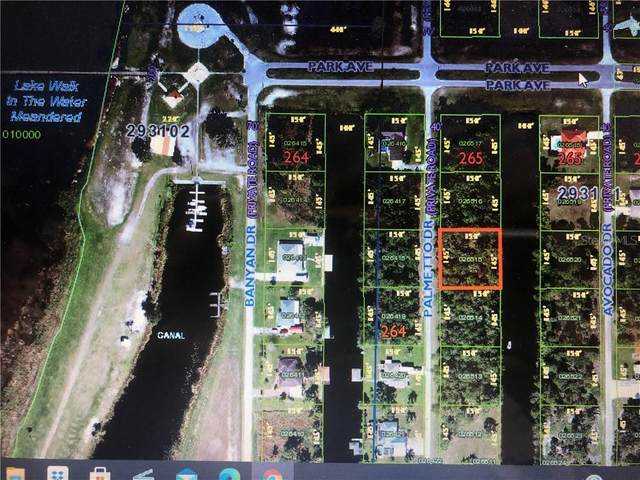 Block 265 Lot 15 Palmetto Drive S, Indian Lake Estates, FL 33855 (MLS #T3297819) :: Vacasa Real Estate