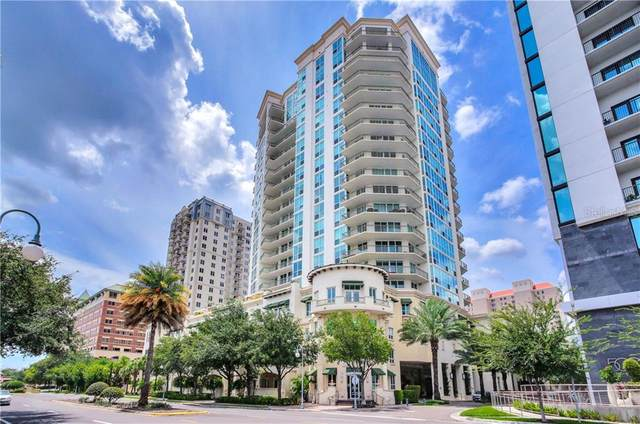 450 Knights Run Avenue #2102, Tampa, FL 33602 (MLS #T3298025) :: Team Borham at Keller Williams Realty