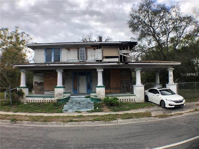 2904 N 34TH Street, Tampa, FL 33605 (MLS #T3298037) :: Florida Real Estate Sellers at Keller Williams Realty