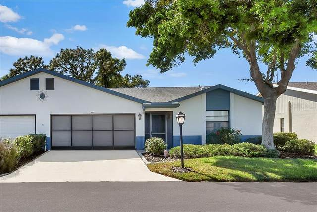 2105 Hartlebury Way #412, Sun City Center, FL 33573 (MLS #T3298045) :: Medway Realty