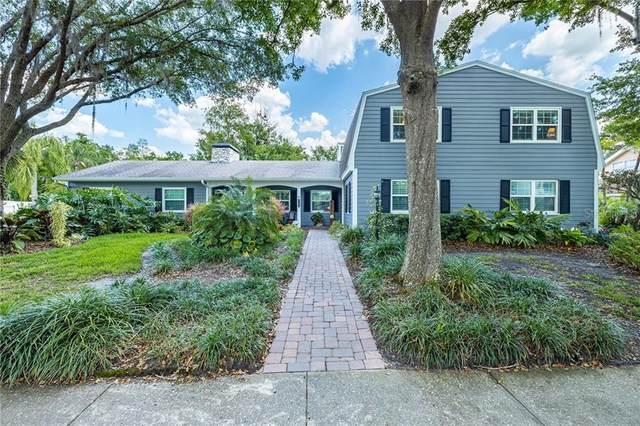 4102 Carrollwood Village Drive, Tampa, FL 33618 (MLS #T3298077) :: The Lersch Group