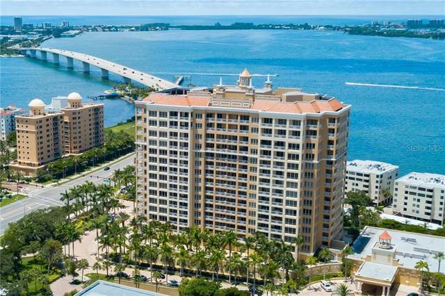 35 Watergate Drive #1003, Sarasota, FL 34236 (MLS #T3298228) :: Zarghami Group