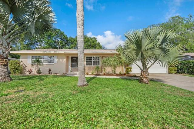 1456 Morrow Drive, Clearwater, FL 33756 (MLS #T3298297) :: Everlane Realty