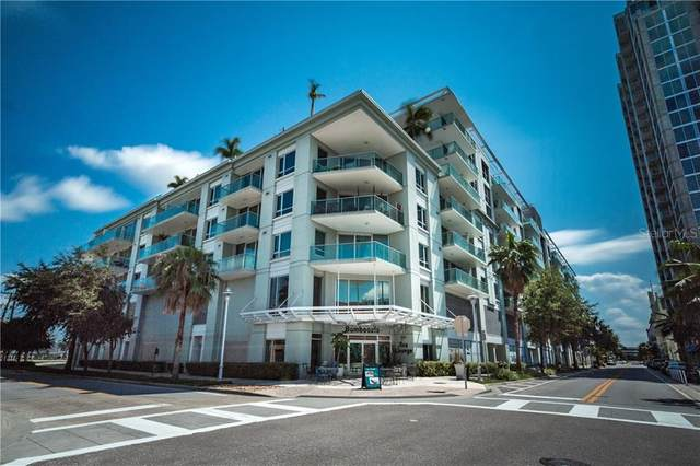 912 N Channelside Drive #2805, Tampa, FL 33602 (MLS #T3298391) :: The Nathan Bangs Group