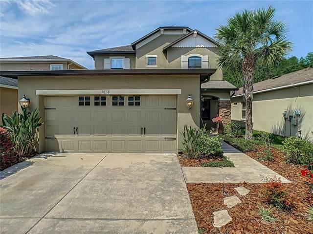 7864 Tuscany Woods Drive, Tampa, FL 33647 (MLS #T3298414) :: The Hesse Team
