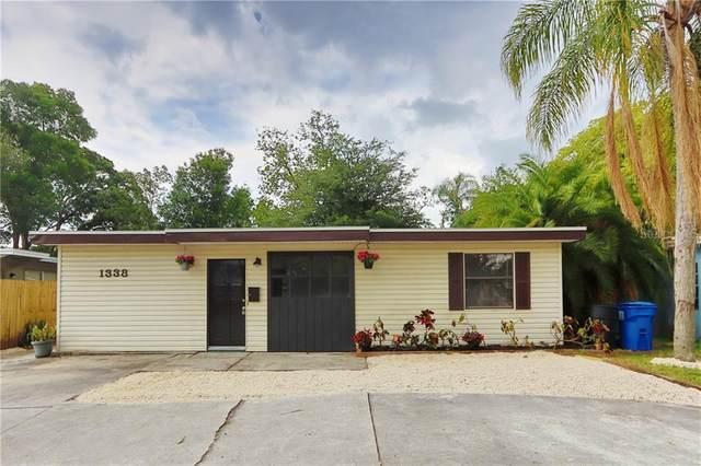 1338 54TH Avenue N, St Petersburg, FL 33703 (MLS #T3298615) :: Rabell Realty Group