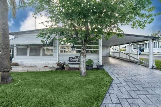 7215 El Meyers Street, Zephyrhills, FL 33541 (MLS #T3298750) :: Everlane Realty