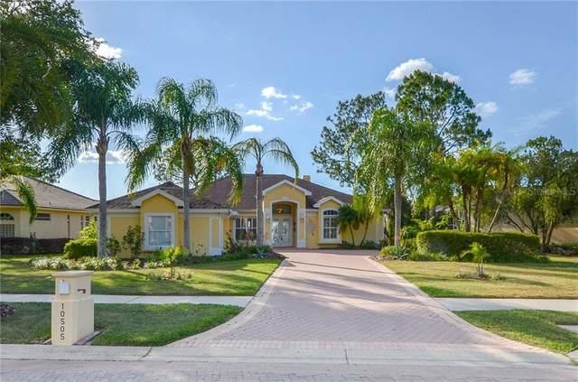 10505 Cory Lake Drive, Tampa, FL 33647 (MLS #T3299020) :: Team Bohannon Keller Williams, Tampa Properties