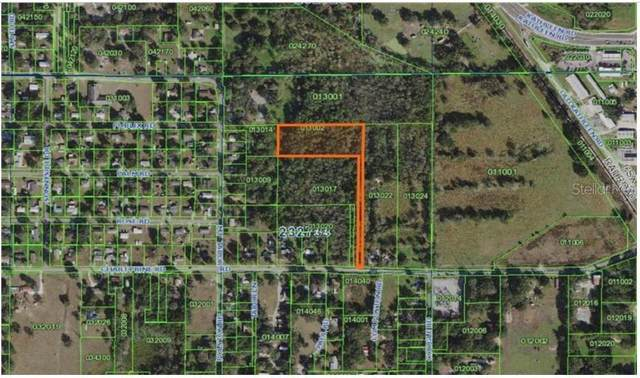 Mt Tabor Road, Lakeland, FL 33810 (MLS #T3299097) :: Southern Associates Realty LLC