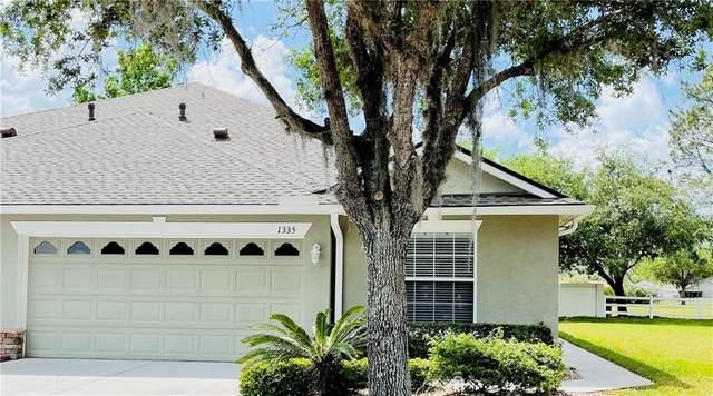 1335 Ambridge Drive, Wesley Chapel, FL 33543 (MLS #T3299159) :: Dalton Wade Real Estate Group