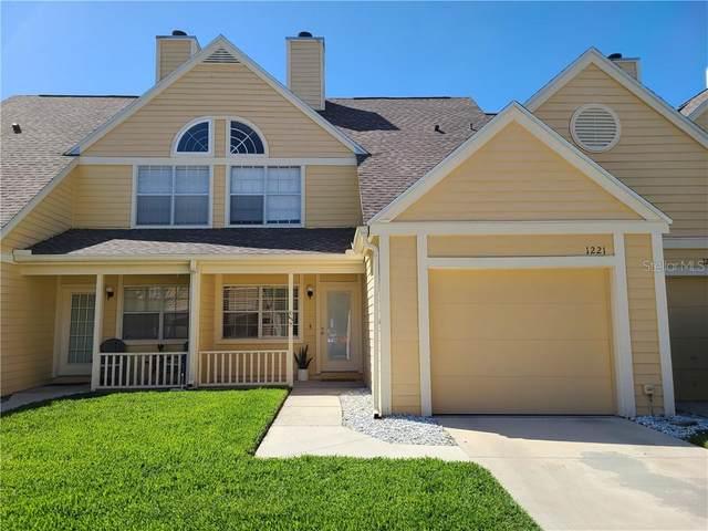 1221 Big Pine Drive #1221, Valrico, FL 33596 (MLS #T3299309) :: The Nathan Bangs Group