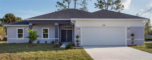 Lot 12 Jacoby Circle, North Port, FL 34288 (MLS #T3299382) :: The Lersch Group