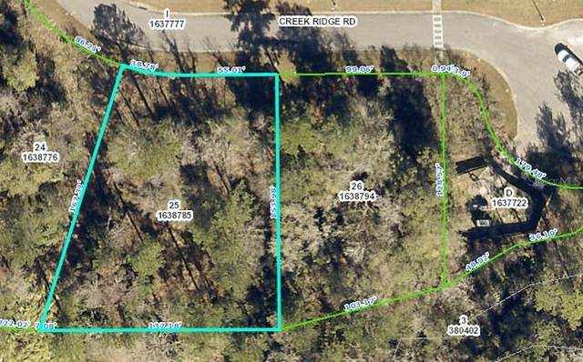 Creek Ridge Road, Brooksville, FL 34601 (MLS #T3299588) :: Team Pepka