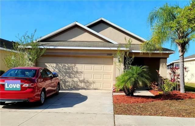 15525 Telford Spring Drive, Sun City Center, FL 33573 (MLS #T3299600) :: The Duncan Duo Team