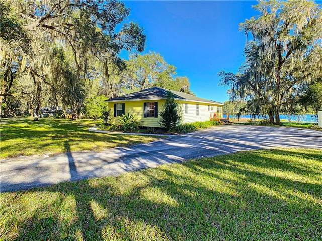 14050 Old Mission Road, Dade City, FL 33525 (MLS #T3299646) :: The Light Team