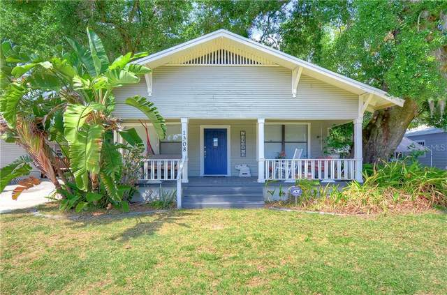 1308 E Frierson Avenue, Tampa, FL 33603 (MLS #T3299855) :: Griffin Group