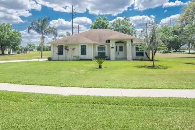 6100 Silver Oaks Drive, Zephyrhills, FL 33542 (MLS #T3299938) :: Griffin Group