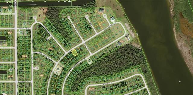 10507 Hatchett Circle, Port Charlotte, FL 33981 (MLS #T3300038) :: Premium Properties Real Estate Services