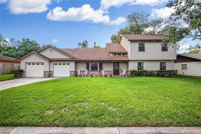 8010 Tierra Verde Drive, Tampa, FL 33617 (MLS #T3300050) :: The Lersch Group