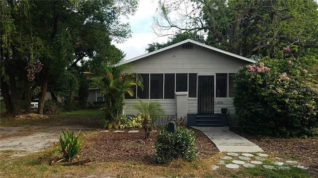 502 E Cluster Avenue, Tampa, FL 33604 (MLS #T3300074) :: Carmena and Associates Realty Group