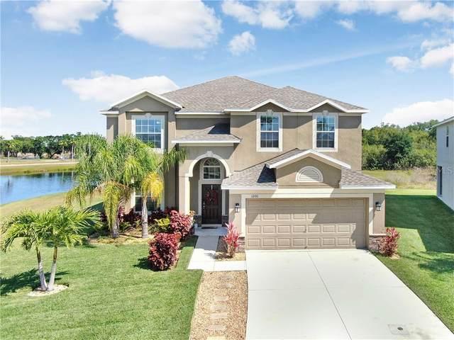 1206 Oak Pond Street, Ruskin, FL 33570 (MLS #T3300106) :: Frankenstein Home Team