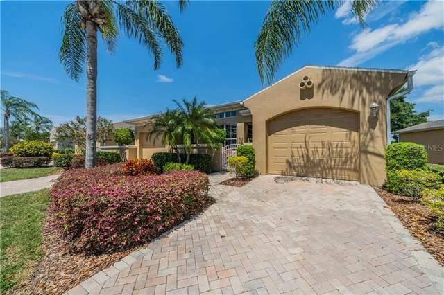 2455 Kensington Greens Drive #72, Sun City Center, FL 33573 (MLS #T3300107) :: Young Real Estate
