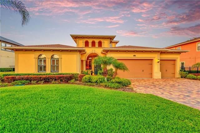 3232 Cordoba Ranch Boulevard, Lutz, FL 33559 (MLS #T3300114) :: The Duncan Duo Team