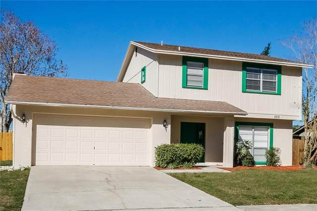 Brandon, FL 33511 :: Team Bohannon Keller Williams, Tampa Properties