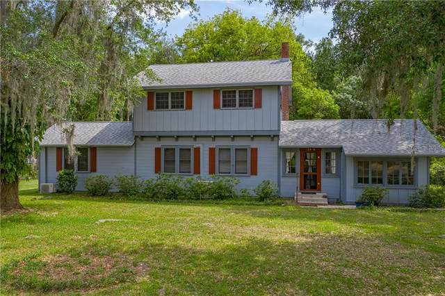 32838 Michigan Avenue, San Antonio, FL 33576 (MLS #T3300252) :: Dalton Wade Real Estate Group