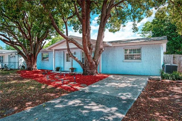 1024 Dartmouth Drive, Holiday, FL 34691 (MLS #T3300563) :: The Light Team