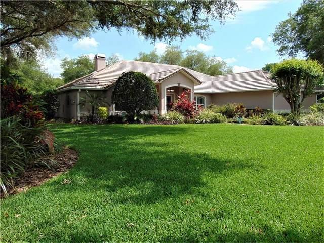 18801 Misty Shores Lane, Lutz, FL 33548 (MLS #T3300612) :: Realty Executives Mid Florida