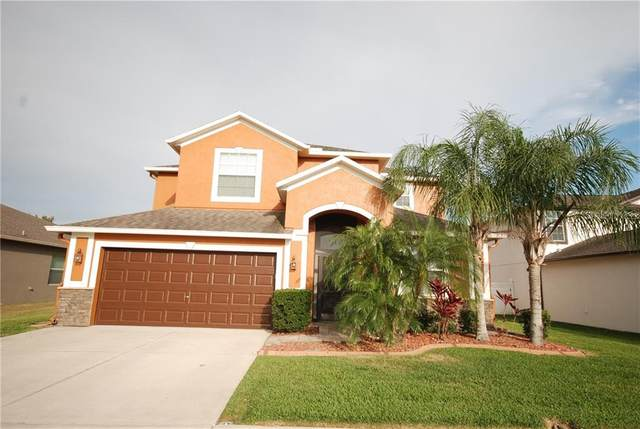 3872 Round Table Court, Land O Lakes, FL 34638 (MLS #T3300614) :: Carmena and Associates Realty Group