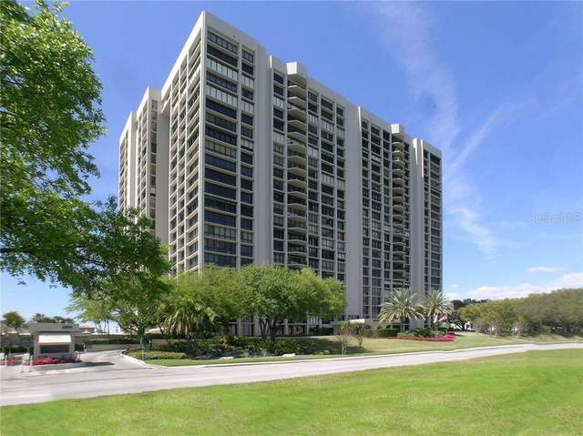 3301 Bayshore Boulevard 702E, Tampa, FL 33629 (MLS #T3300665) :: Medway Realty