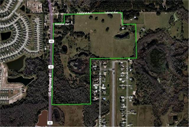12350 Us Highway 41, Spring Hill, FL 34610 (MLS #T3300809) :: Frankenstein Home Team