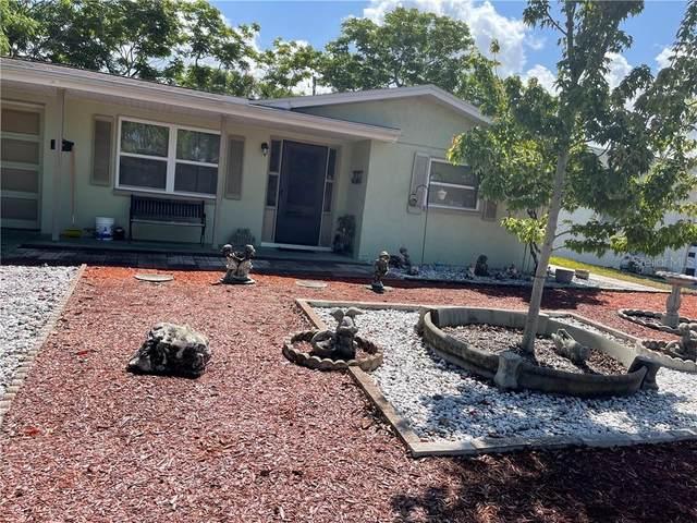 10828 Premier Avenue, Port Richey, FL 34668 (MLS #T3300843) :: Team Borham at Keller Williams Realty