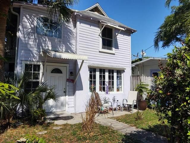 5202 28TH Avenue S, Gulfport, FL 33707 (MLS #T3300989) :: Dalton Wade Real Estate Group
