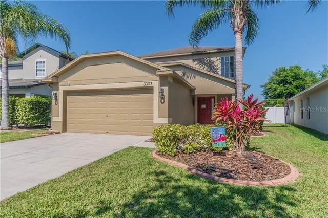 3303 Whitley Bay Court, Land O Lakes, FL 34638 (MLS #T3301034) :: Team Bohannon Keller Williams, Tampa Properties