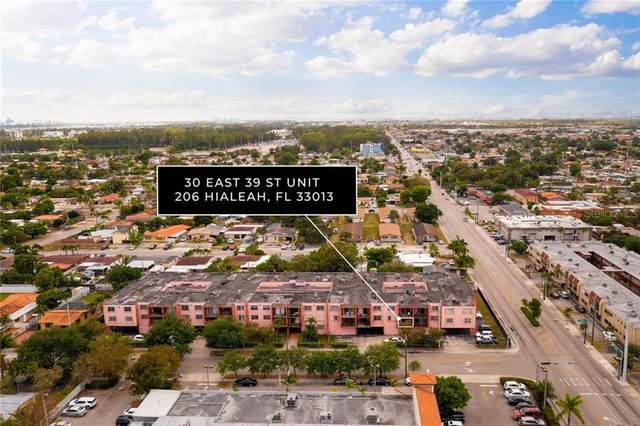30 E 39TH Street #206, Hialeah, FL 33013 (MLS #T3301165) :: Sarasota Property Group at NextHome Excellence
