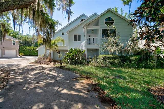 3134 S Canal Drive, Palm Harbor, FL 34684 (MLS #T3301184) :: New Home Partners